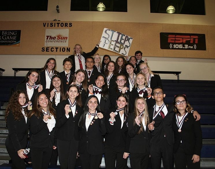 HOSA Going To State!