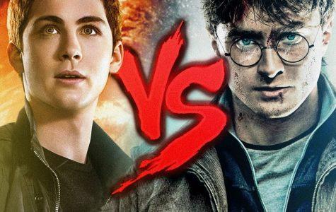 Harry Potter VS. Percy Jackson