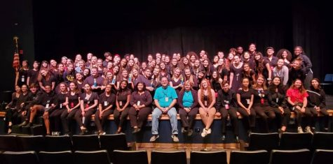 West Boca Drama Department is ready to go to states.