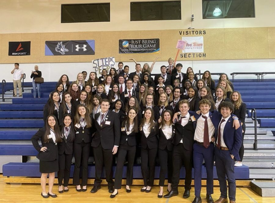 West+Boca+HOSA+takes+a+lot+of+medals+at+the+regional+HOSA+competition.+