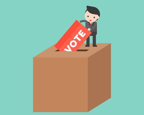 The 3 Ways to Vote