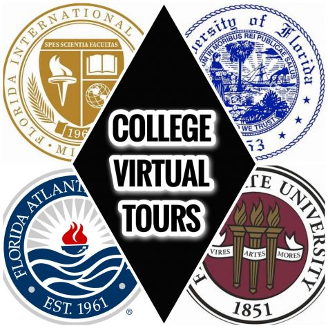 Due to the current pandemic, college visits will be virtual all year long.