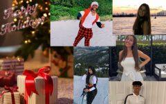 Paola Orellana, Antonio Alcima, Ashley Zukerman, Allen Uszinay and Aliyah Raza are wishing you a happy holiday season!