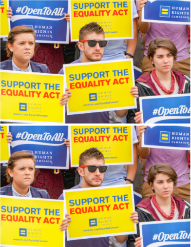 The U.S. Senate is now reading the Equality Act after it was passed in the House of Representatives on February 25th.