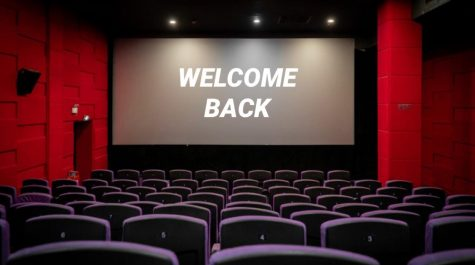 Welcome back to the movies..