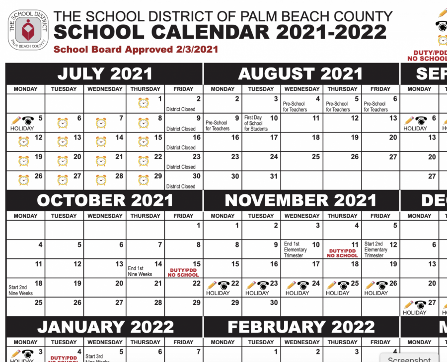 When will we be required to go to school for 2021-22?