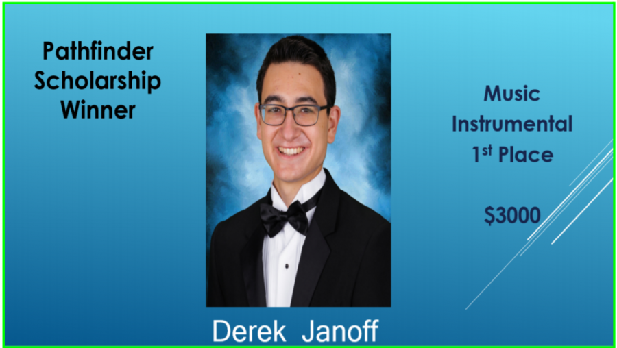 Congratulations Pathfinder Scholarship Winners!
