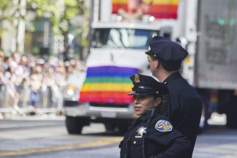 Police Banned From Pride?
