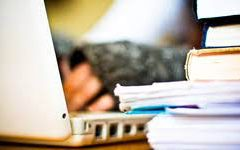 Online Learning Halted Progress of Students