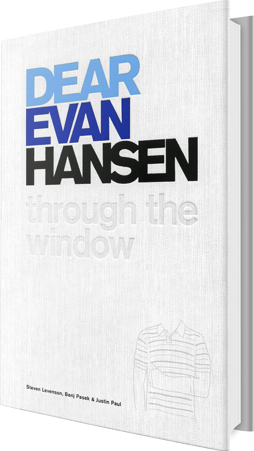Dear Evan Hansen- the movie- is out! Today no matter what else, today at least you are you. -Dear Evan Hansen